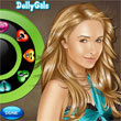 Free games: Lovely Hayden Panettiere Make Up