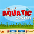 Free games : Funny Aquatic Match