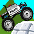 Free games : Police Monster Truck