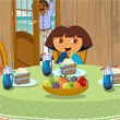 Dora's Dining Table Decor
