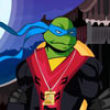 Free games : Ninja Turtles Dress up