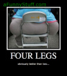 Funny pictures: Four Legs