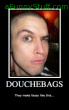 Funny pictures: Douchebags