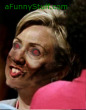 Funny pictures : Vampire Hillary