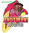 Funny pictures : Anusman!